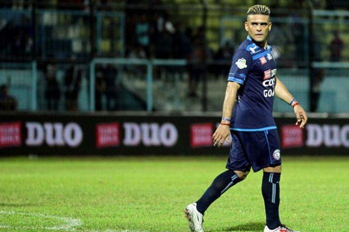 Diisukan jadi Pelatih Timnas U-19, Ini Sepak Terjang Cristian Gonzales di  Liga Indonesia - Semua Halaman - Bolasport.com