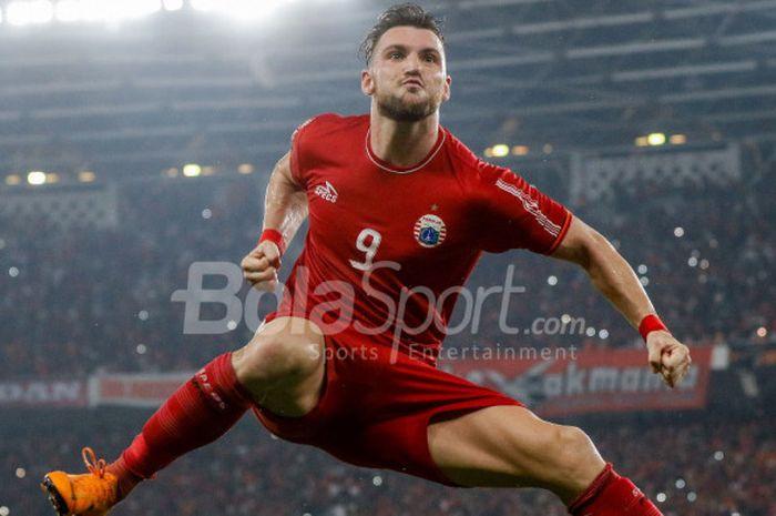 Wawancara Keren Marko Simic Yang Membanggakan Suporter Persija