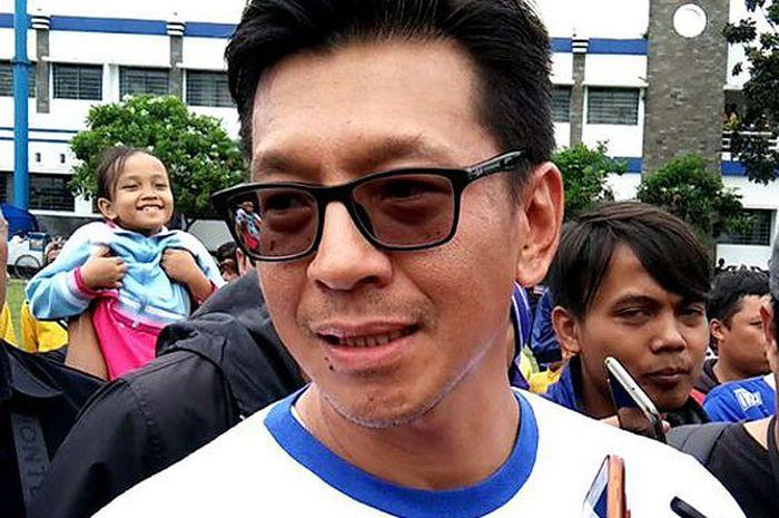 Rumor Transfer - Bos Persib Bandung Bicara soal St