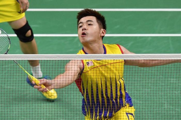 Pebulu tangkis ganda putra Malaysia, Tan Wee Kiong.