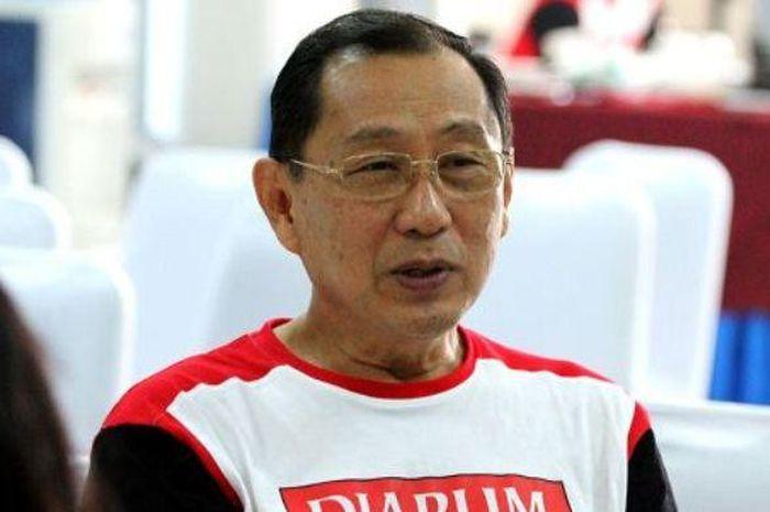Mantan pebulu tangkis Indonesia, Johan Wahjudi
