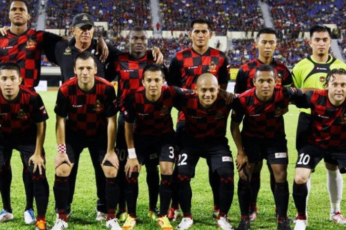 Skuat DPMM FC