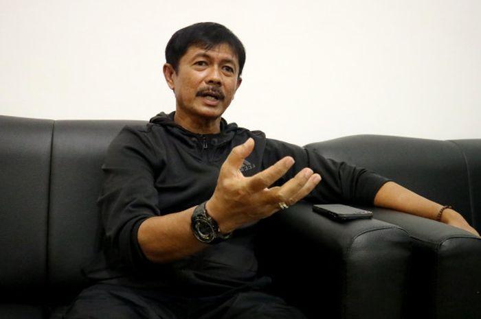 Mantan Pelatih timnas U-19 Indonesia, Indra Sjafri