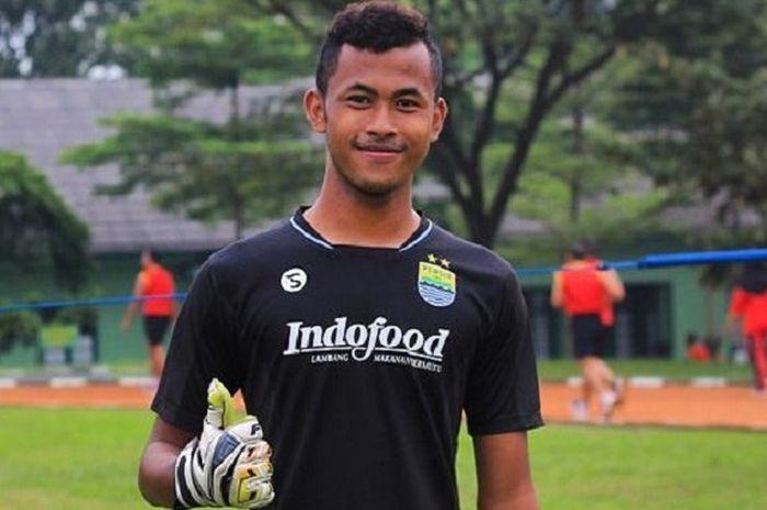 Kiper Persib Bandung U-19 dan Timnas U-19 Indonesia, Aqil Savik