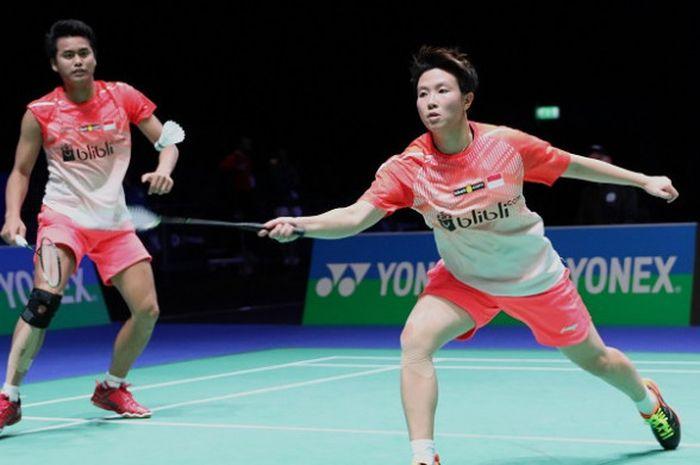 Kejuaraan Asia 2018 - Tontowi Ahmad Liliyana Natsir dan 3 Wakil Ganda  Campuran Indonesia Lainnya Siap Berlaga - Bolasport.com dfd36cab16