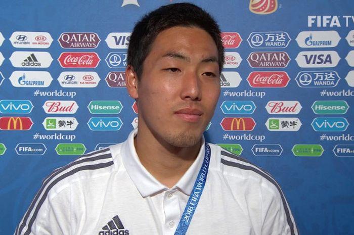 Bek Kashima Antlers, Gen Shoji akan meninggalkan juara Liga Champions Asia 2018 itu dan meneruskan karier di Liga Prancis.