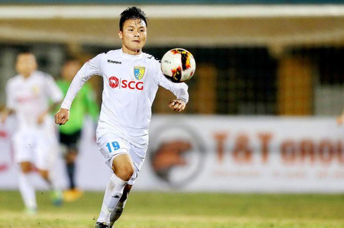 Perkenalkan Nguyen Quang Hai Bintang Terang Vietnam Untuk Masa Depan Bolasport Com