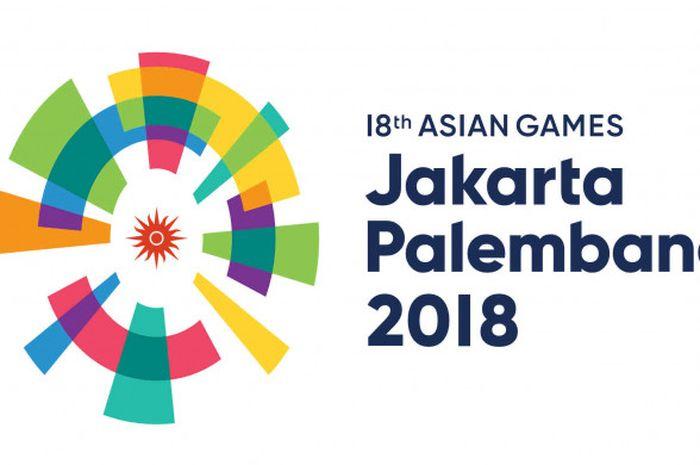 Logo Asian Games 2018.