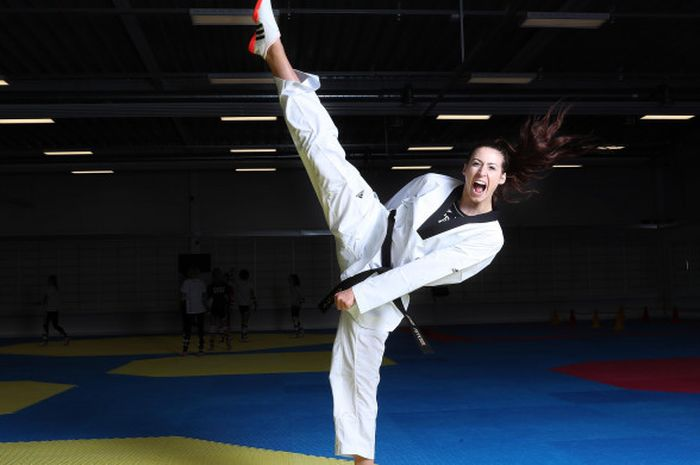 Atlet taekwondo Bianca Walkden