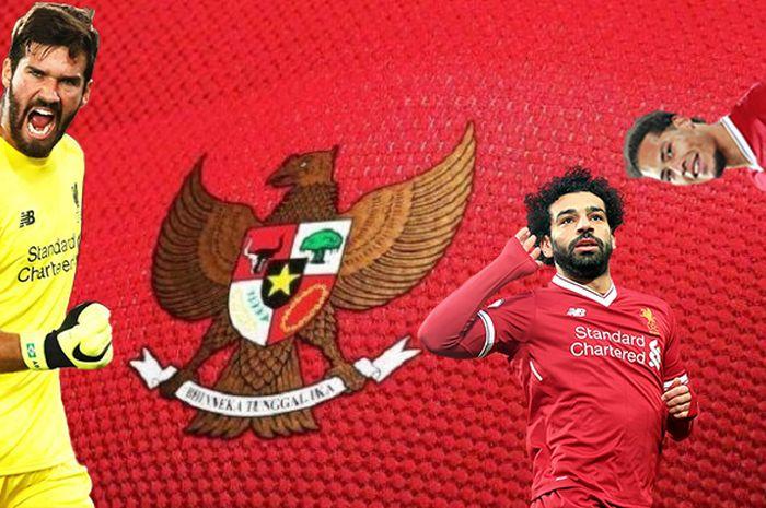 Liverpool dan Indonesia