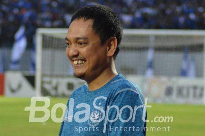 CEO PSIS Semarang, Yoyok Sukawi.