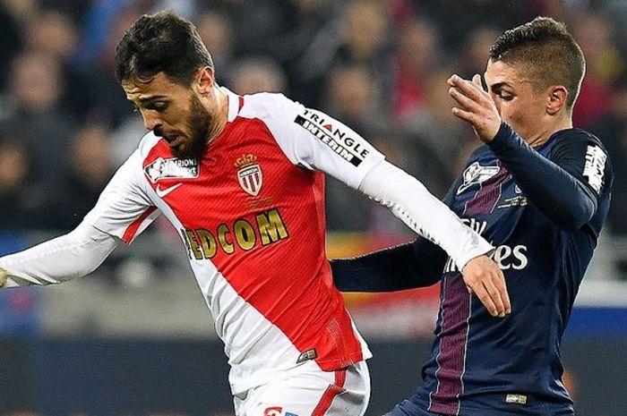 Paris Saint Germain Vs As Monaco Tekad Sapu Bersih Bolasport Com