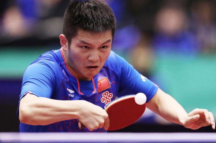 Atlet tenis meja China, Fan Zhendong.