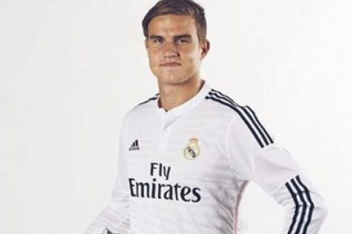 Eks striker Real Madrid Castilla Eero Markkanen.