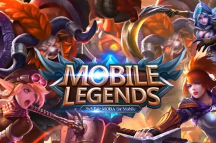 ESports Mobile Legends.