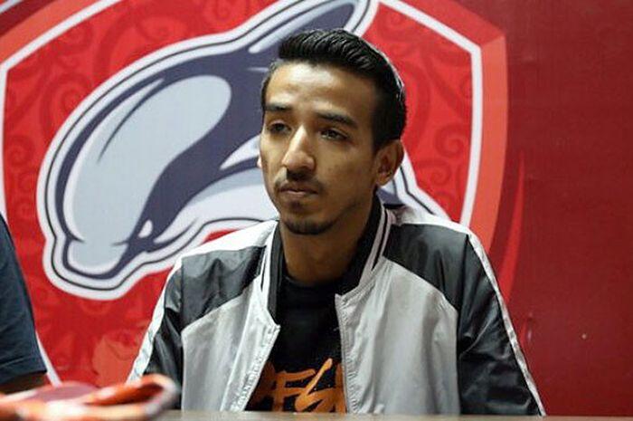 Manajer Borneo FC, Farid Abubakar.