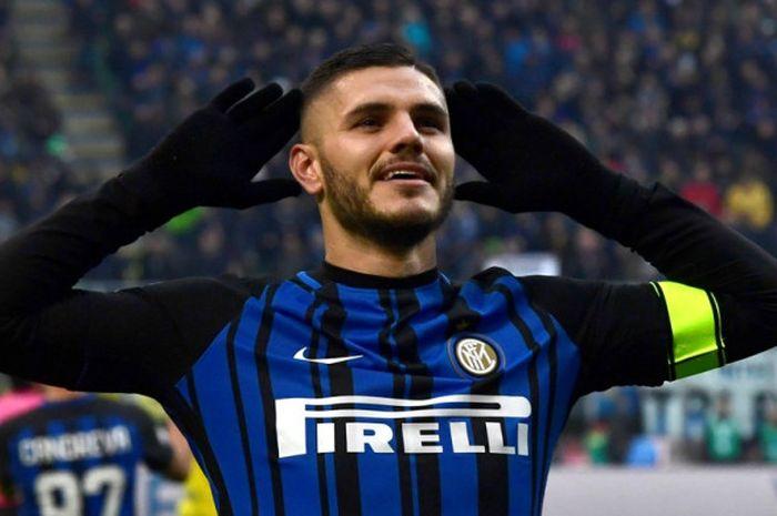 buy online 2daaa 0c382 Luis Figo Melarang Inter Milan Jual Mauro Icardi - Bolasport.com