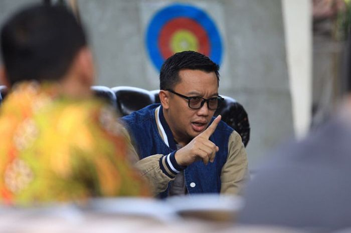 Menteri Pemuda dan Olahraga Republik Indonesia, Imam Nahrawi.