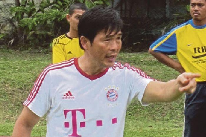 Mantan Pelatih Akademi Bayern Muenchen, Lim Teong Kim