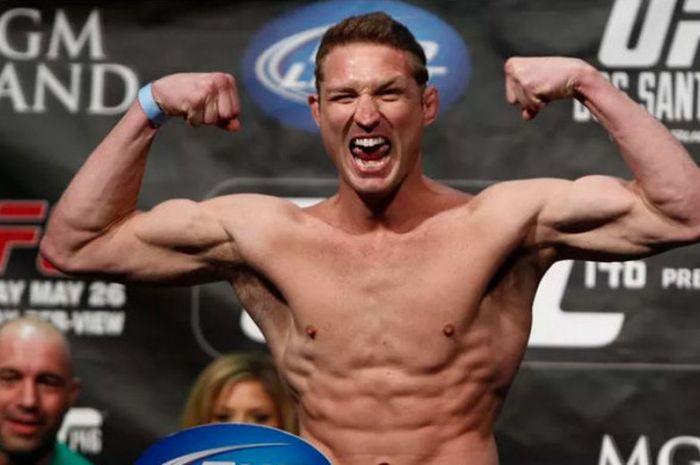 Jason Miller ketika masih aktif sebagai petarung UFC.