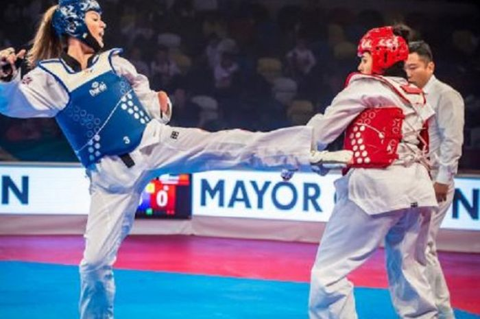 Manfaat taekwondo