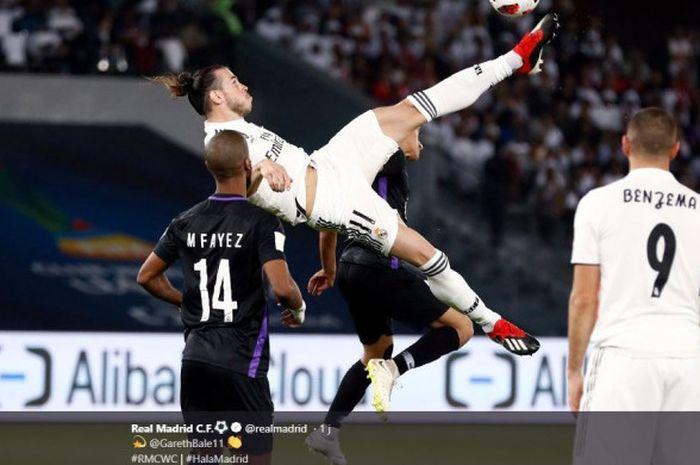 Real Madrid terancam harus membeli striker baru karena badai cedera yang menimpa Karim Benzema dan Gareth Bale.