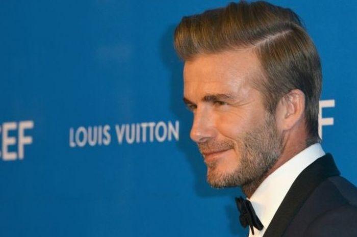 David Beckham akan main lagi bersama tim legenda Man. United di Sydney pada akhir 2016.