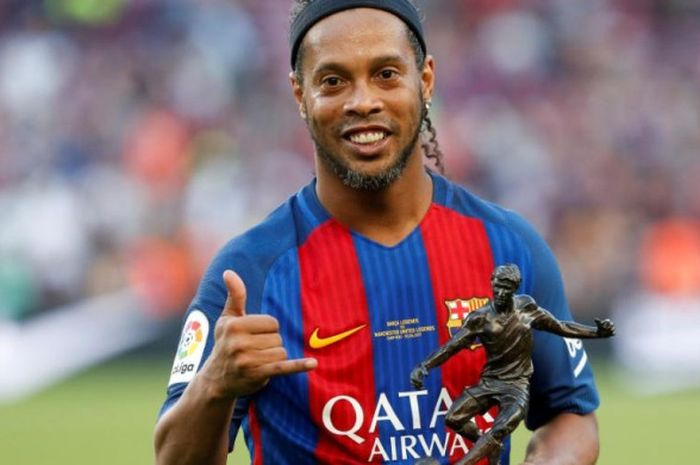 Kisah Asal Muasal Nama Panggilan Ronaldinho Gaucho - . . . <a href=