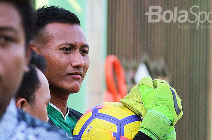 Kiper PSMS Medan, Abdul Rohim.