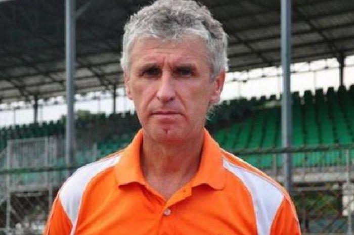 Ivan Kolev, pelatih yang dikabarkan bakal melatih Persija Jakarta pada musim 2019.