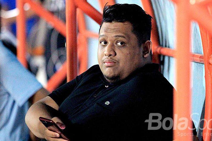 CEO Borneo FC, Nabil Husein.