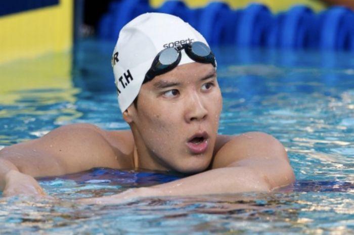Kenalan dengan atlet renang Korea, yuk.
