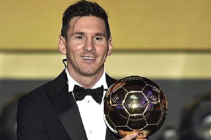 Ballon d'Or 2018 disebut penuh kebohongan usai Lionel Messi tak memenanginya