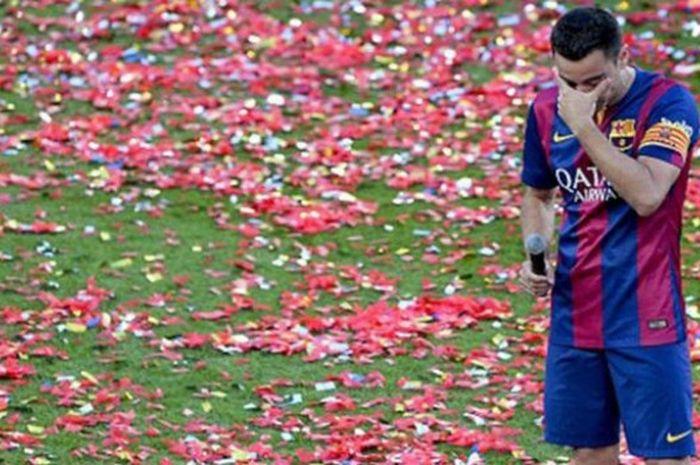Xavi Hernandez Beri Komentar Soal Pemecatan Julen Lopetegui Bolasport Com