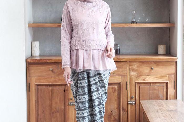 6 Inspirasi Outfit Hijab Buat Perpisahan Sekolah Ala Selebgram Yang