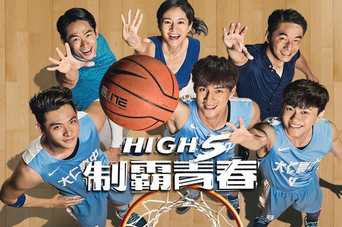 5 drama cina taiwan yang bercerita mengenai olahraga basket kamu