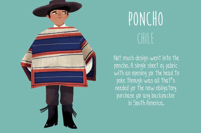 15 Sketsa Pakaian Tradisional Dari Seluruh Dunia Cewekbanget