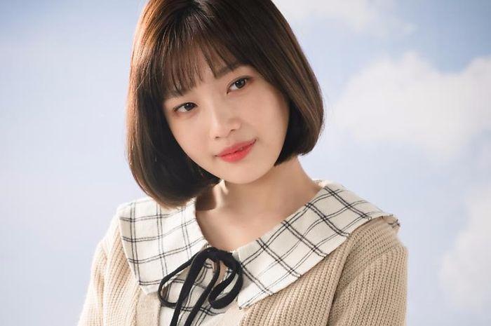 rambut bob aktris drama korea