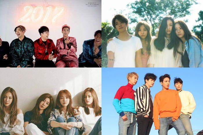 75584 grup kpop generasi kedua yang masih bertahan hingga 2017