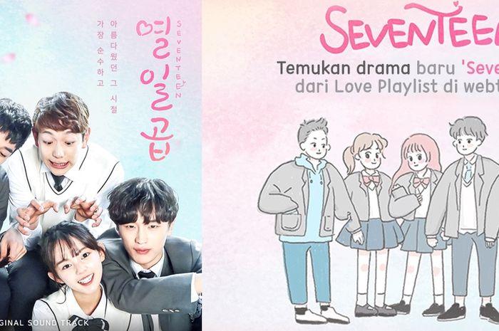 4 Fakta Tentang Webdrama Korea Seventeen yang Bikin Kita