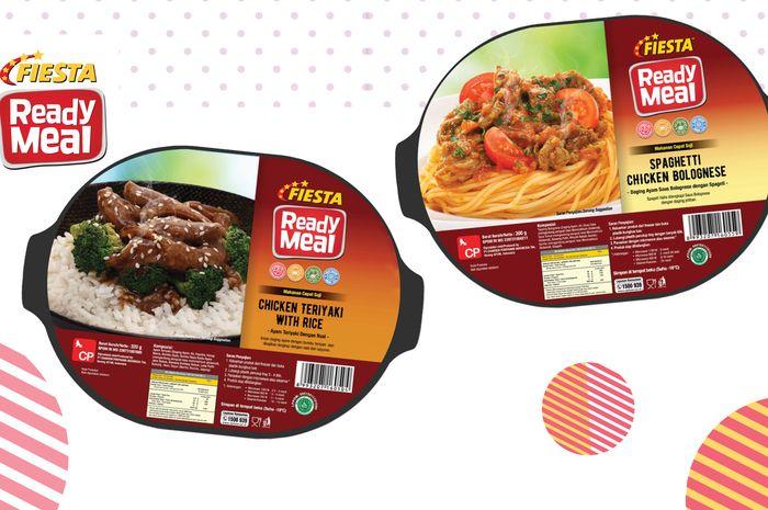 6 Olahan Makanan Cepat Saji Fiesta Ready Meal Yang Cocok Untuk