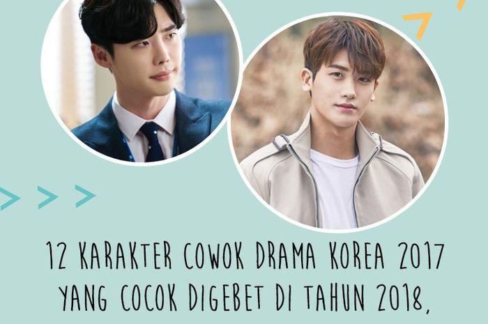 Karakter cowok drama Korea 2017 yang cocok digebet.
