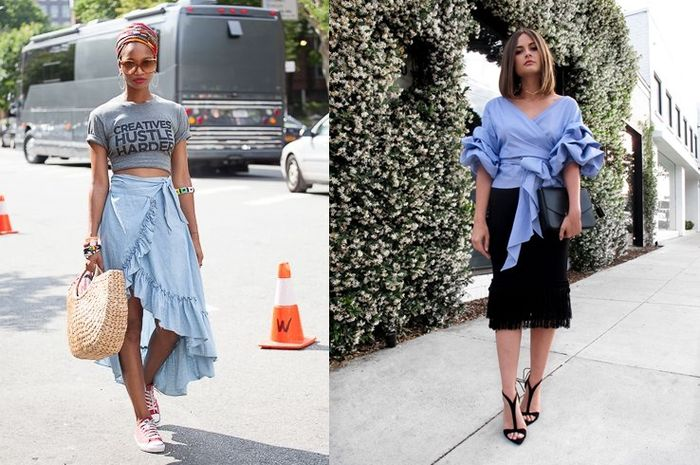 Fashion perut buncit