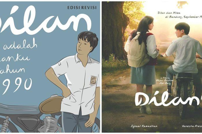 9 Film Indonesia yang Diangkat dari Novel Laris, Ada Favoritmu?