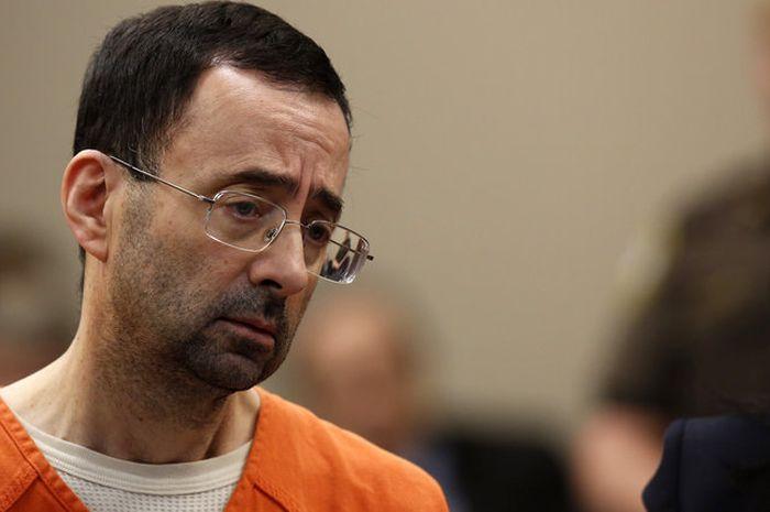 Larry Nassar dihukum 175 tahun penjara karena terbukti melakukan kekerasan seksual pada anak-anak