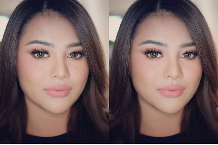 Aurel Hermansyah Kerap Tampil Dengana Rambut Lurus Penampilan Berbeda Cantik Banget