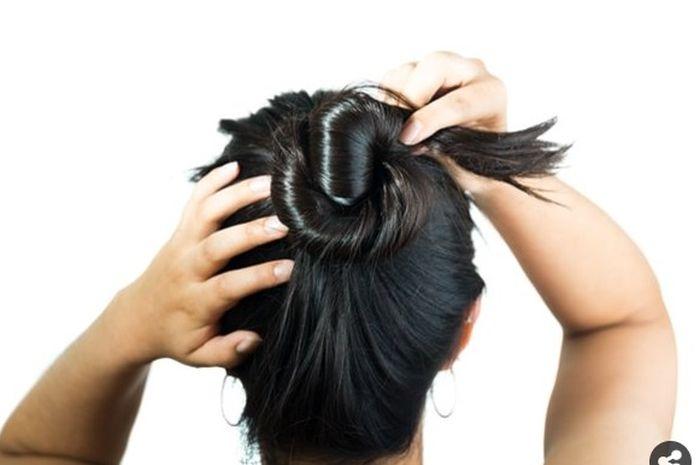 Jangan Ikat Rambutmu Terlalu Kencang da7a2faf1d