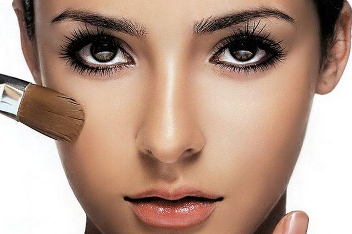503f91f9f37 Ini Dia Inspirasi Makeup Untuk Si Hitam Manis, Intip Caranya Yuk ...
