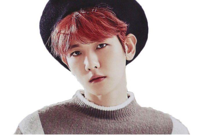 Baekhyun EXO sebutkan nomor telepon seseorang yang terus menerus menghubunginya saat siaran langsung.