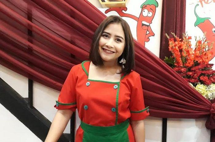 saat ditemui Grid.ID di Restoran Nona Judes, Petamburan, Jakarta Pusat, Kamis (15/2/2018). | Lalu Hendri Bagus/Grid.ID